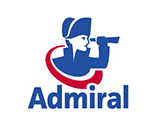 Logo of Admiral