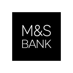 Logo of M&S Bank