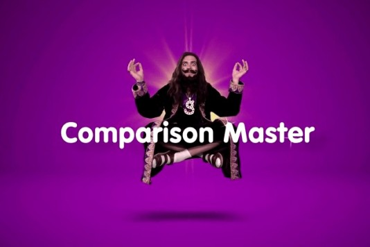 Image representing Money Guru - The Comparison Master
