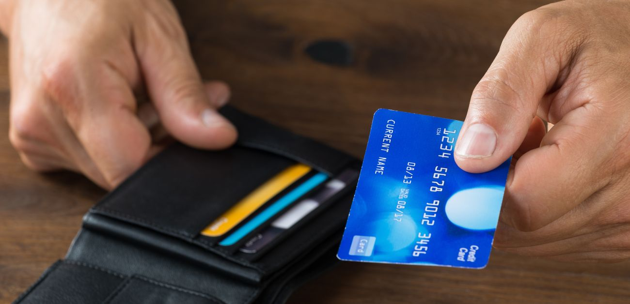 Credit card article image