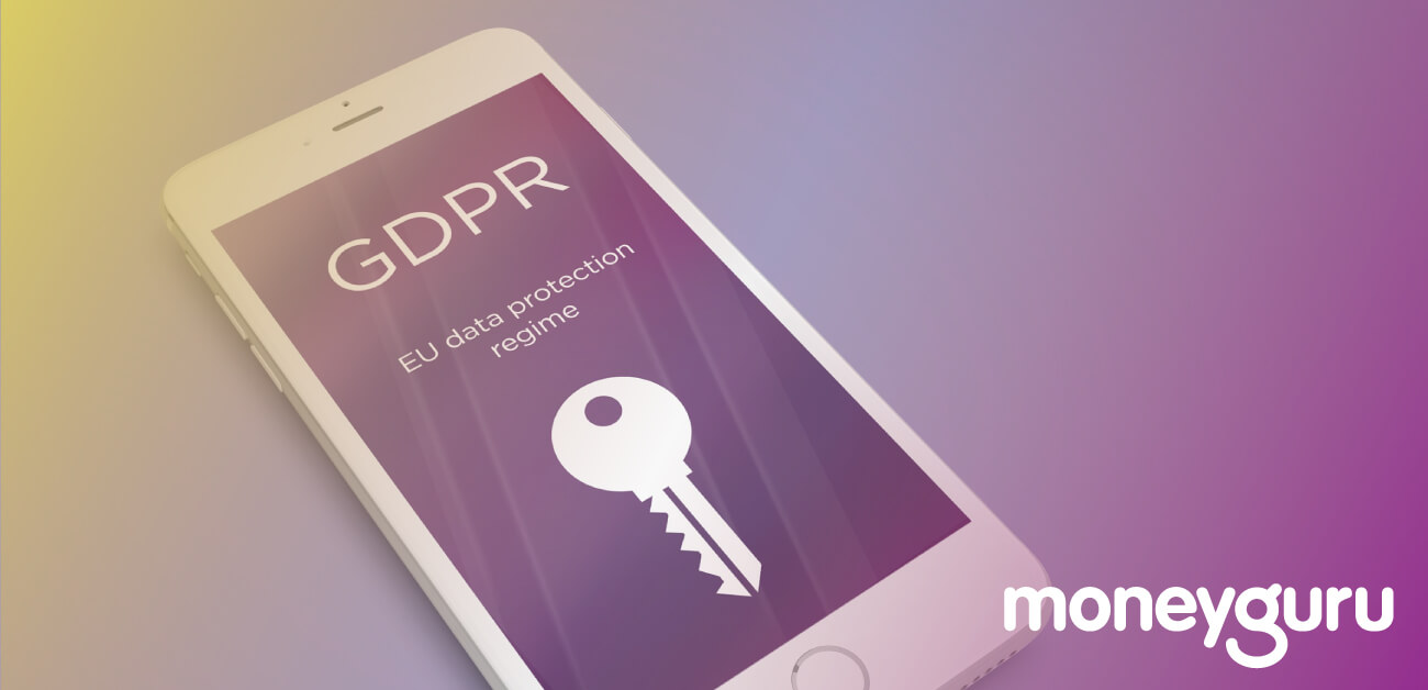 What is GDPR and what does it stand for image