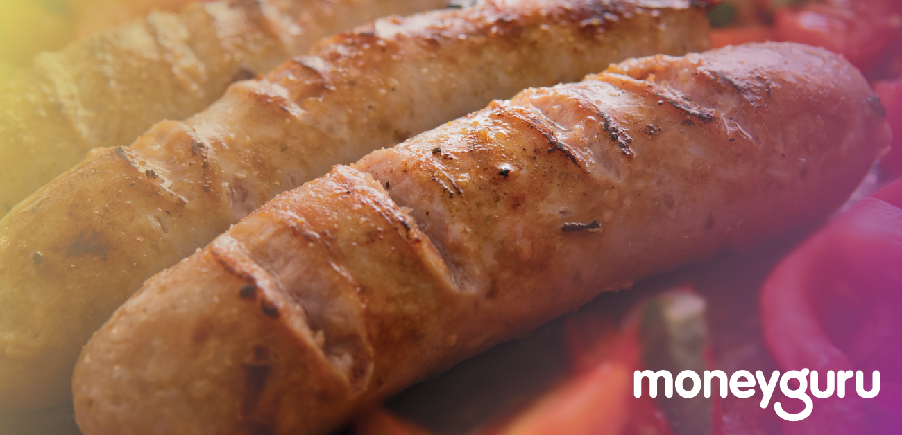 The True Value of Pork Sausages
