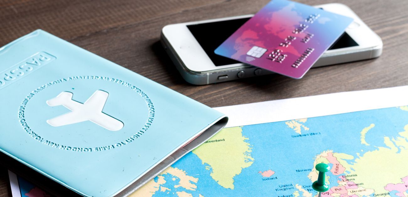 Using credit cards abroad image